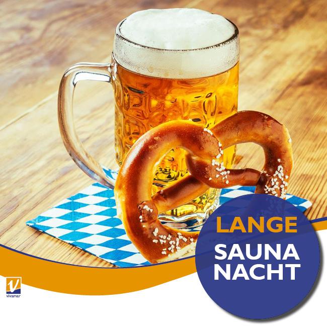 "Lange Saunanacht im NEMO ""Oktobergaudi"""